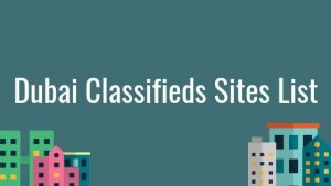 Read more about the article Top Dubai Classifieds Sites List (UAE Classifieds) 2021