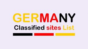 Read more about the article Classified Sites in Germany For SEO 2021